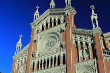 Chiesa Gesu Nazareno, Turin, Italy