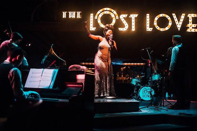 The Lost Love Speakeasy