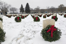 Fort Snelling National Cemetery, Minneapolis, United States