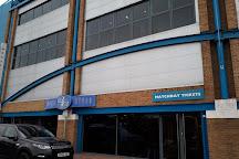 Priestfield Stadium, Gillingham, United Kingdom