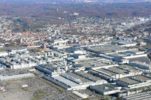 Mercedes-Benz Factory Plant Tour, Sindelfingen, Germany