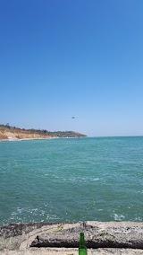 Пляж Чабанка в Южном