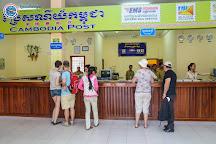 Cambodia Post Office, Phnom Penh, Cambodia