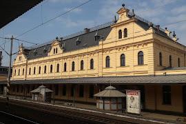 Железнодорожная станция  Ostrava Svinov