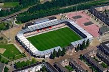 Sparta Stadion, Rotterdam, The Netherlands