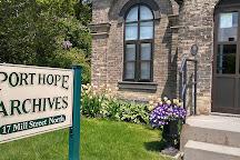 Port Hope Archives, Port Hope, Canada