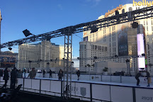The Ice Rink at The Cosmopolitan, Las Vegas, United States