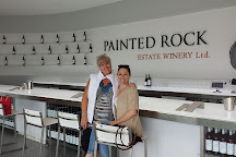 Painted Rock Estate Winery, Penticton, Canada