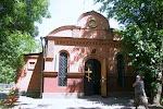 Часовня над могилой Старца Павла, Тупой переулок на фото Таганрога