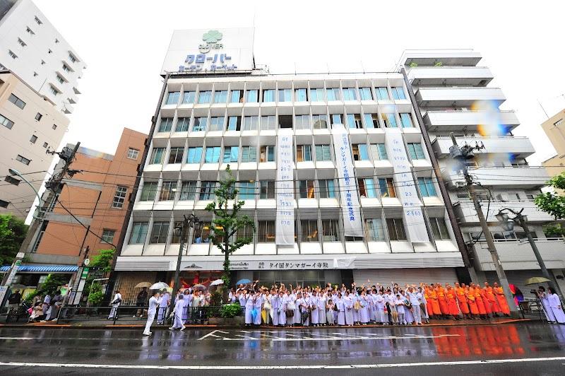 タイ国タンマガーイ寺院東京本院