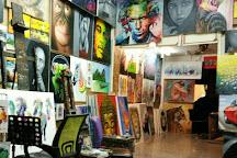 Kampon Art Gallery, Phuket Town, Thailand