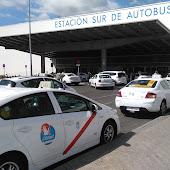 Станция  Madrid Estacion Sur