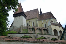 The Fortified Church of Biertan, Biertan, Romania