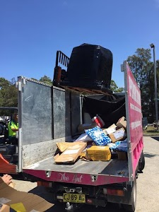 Rubbish Removal Sydney - Pink Junk