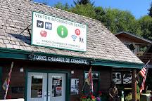 Forks Chamber of Commerce, Forks, United States