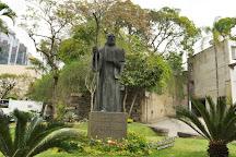 Sao Bento Monastery, Rio de Janeiro, Brazil