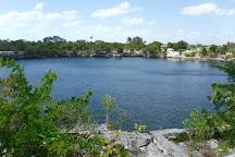 Ocean Hole, Rock Sound, Bahamas