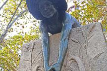 La font de la Granota, Barcelona, Spain