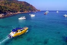 Private Speedboat Phuket, Rawai, Thailand