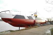 Submarine Vesikko, Helsinki, Finland