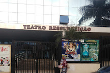 Teatro Ressurreicao, Sao Paulo, Brazil