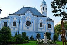 St Elizabeth's / Blue Church, Bratislava, Slovakia