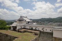 Tsuyama Castle (Kakuzan Park), Tsuyama, Japan