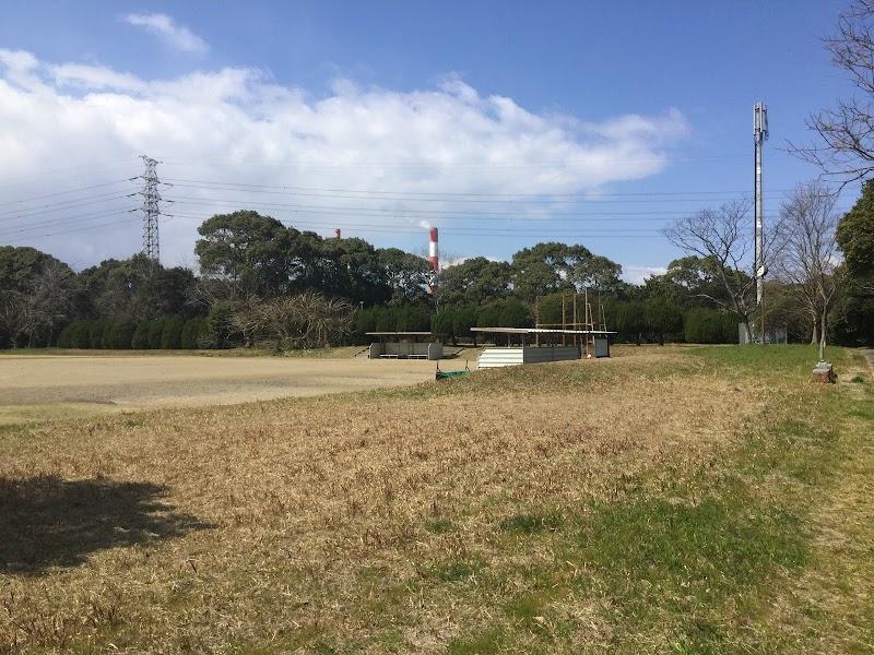 松原東球場