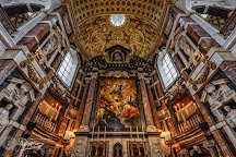 Carolus Borromeus Church, Antwerp, Belgium