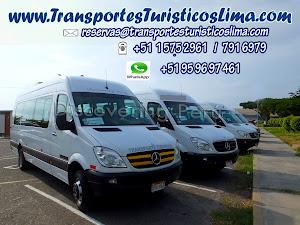 Transporte Privado Lima 5