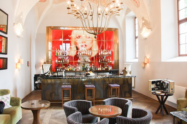The Refectory Bar