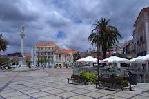 Praca do Bocage, Setubal, Portugal