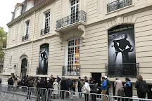 Musee Yves Saint Laurent, Paris, France