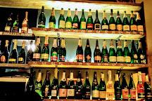The Bubbles. Champagneria, Vilnius, Lithuania