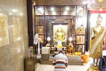 Wat Intharam (วัดอินทารามวรวิหาร), Amphawa, Thailand