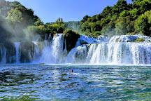Skradinski Buk Waterfall, Skradin, Croatia