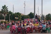Parc Francesc Macia, Malgrat de Mar, Spain