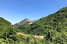 Cascate di San Fele, San Fele, Italy