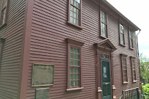 The Stephen Hopkins House, Providence, United States