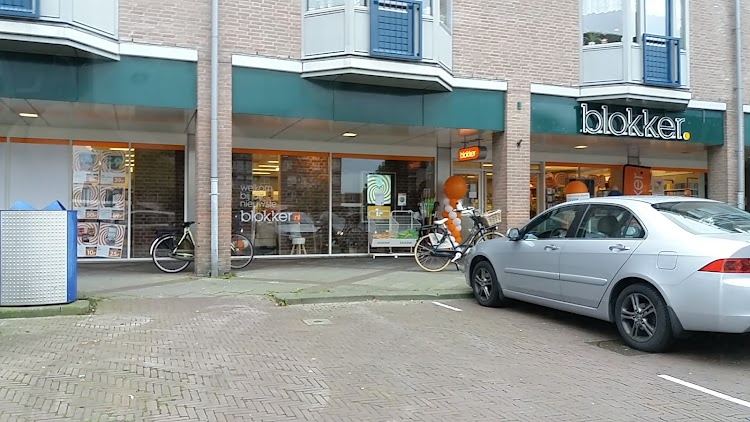 Blokker Hoorn Betje Wolffplein Hoorn