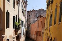 Campo San Polo, Venice, Italy