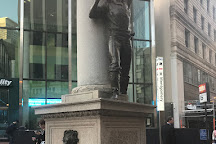 Admission's Day Statue, San Francisco, United States
