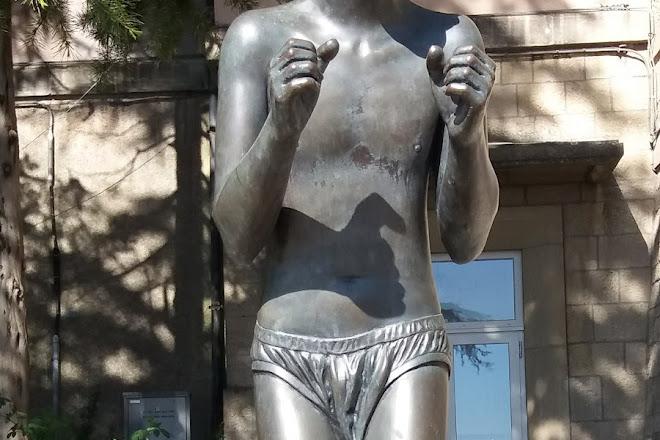 Children of Beslan Statue, City of San Marino, San Marino