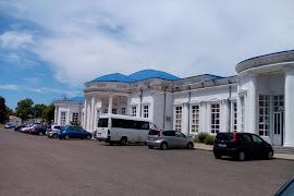 Железнодорожная станция  Poti