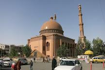 Abdul Rahman Khan Mosque, Kabul, Afghanistan