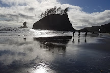 Quileute Indian Reservation, Forks, United States