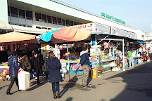 Zeleny Bazar, Almaty, Kazakhstan