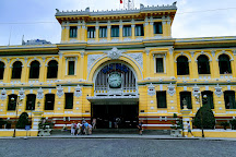 Central Post Office, Ho Chi Minh City, Vietnam