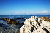 St. Spyridon Second Beach, Agios Spyridonas, Greece