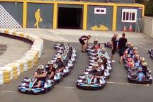 Martini Racing Kart, Challans, France